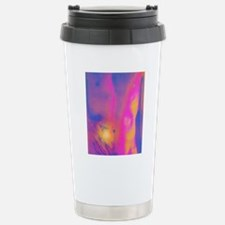 Computer artwork depict Stainless Steel Travel Mug