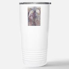 Deformed spine in scoli Travel Mug