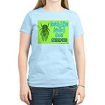 Don't Be A Hata Love You A Cicada Women's Light T-