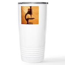 Antique microscope soft Travel Mug