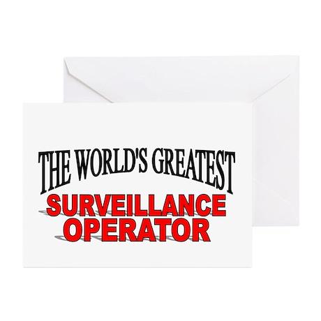 """The World's Greatest Surveillance Operator"" Greet"