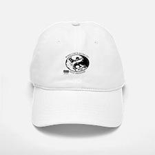 Wing Chun Kung Fu Snake And Crane Logo Baseball Ca