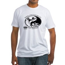 Wing Chun Kung Fu Snake And Crane Logo T-Shirt