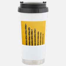 Drill bits Stainless Steel Travel Mug
