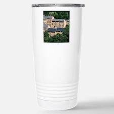 Rooftop solar heat coll Travel Mug