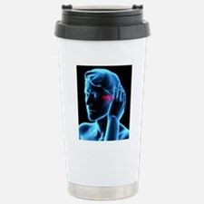 Ear ache Travel Mug