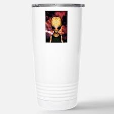 Roswell alien Travel Mug