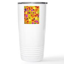 Dyslexia Travel Mug