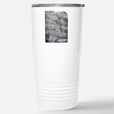 Enlarged fingerprint Travel Mug