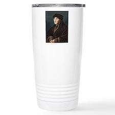 Erasmus, Dutch theologi Travel Mug