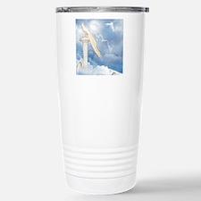 goh1__shower_curtain2 Stainless Steel Travel Mug