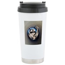 Sewer inspection robot Travel Coffee Mug