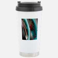 Fractured arm Travel Mug
