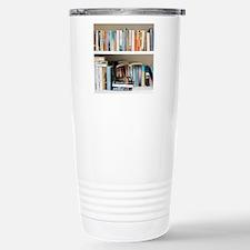 Fiction books Stainless Steel Travel Mug