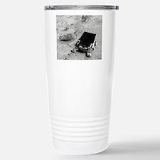Sojourner on the surfac Travel Mug