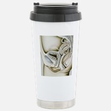 Artwork of retroflexion Stainless Steel Travel Mug