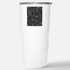 Messier objects, full s Stainless Steel Travel Mug