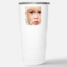 Baby's face Stainless Steel Travel Mug
