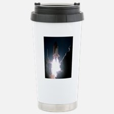 Space Shuttle launch Travel Mug