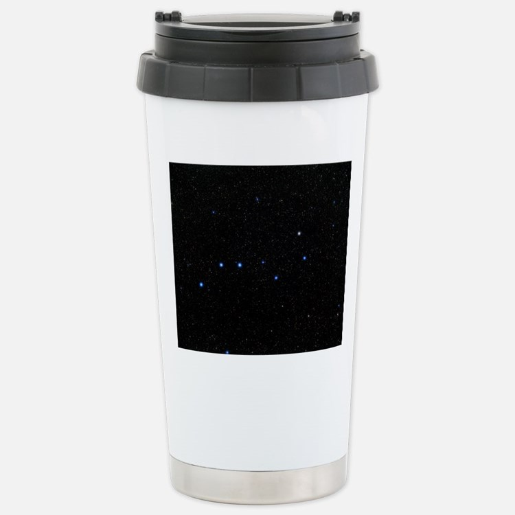 The Plough asterism in  Travel Mug