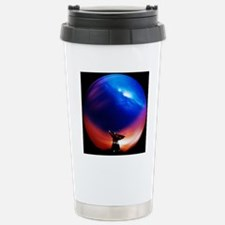 Spacecraft tracking ant Stainless Steel Travel Mug