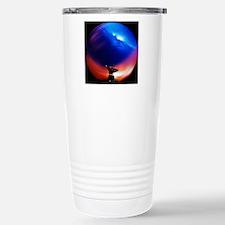 Spacecraft tracking ant Travel Mug