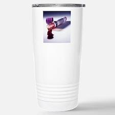 Blood sample Stainless Steel Travel Mug