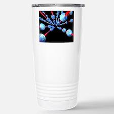 Spheroids on rods Travel Mug