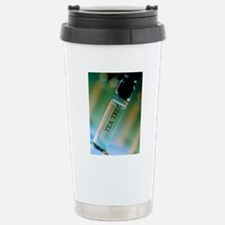Bottle of essential oil Travel Mug