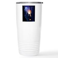 Steel production hall Travel Coffee Mug
