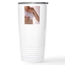 Breast self-examination Travel Mug