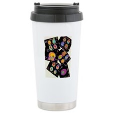 Coloured CT scans of th Travel Mug