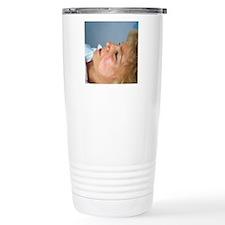 Cosmetic laser surgery Travel Coffee Mug
