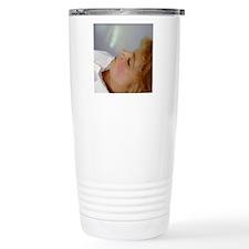 Cosmetic laser surgery Travel Mug