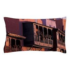Spain; Canary Isles; La Palma; Santa C Pillow Case