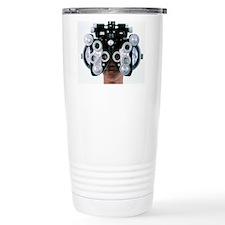 Eye examination Travel Mug
