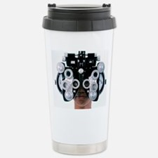 Eye examination Travel Mug