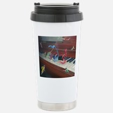 Filling The Air With He Travel Mug