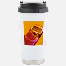 WAP mobile telephone Stainless Steel Travel Mug