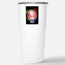 Virtual human Travel Mug