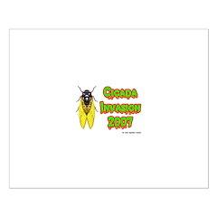 Cicada Invasion 2007 Posters