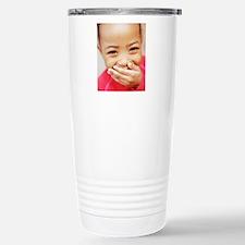 Happy child Travel Mug