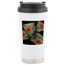 HeLa culture cells Travel Mug