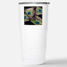 HeLa culture cells Stainless Steel Travel Mug