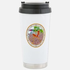 Red Ant Heads Up Stainless Steel Travel Mug