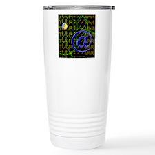 WWW and e-mail Travel Mug