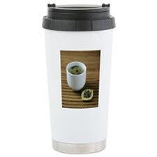 Japanese sencha green t Travel Coffee Mug