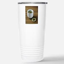 Japanese sencha green t Travel Mug