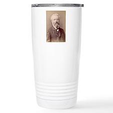 Jules Verne, French nov Travel Mug