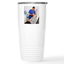 Laser skin treatment Travel Mug